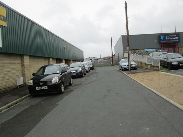 Beech Street - Pellon Lane