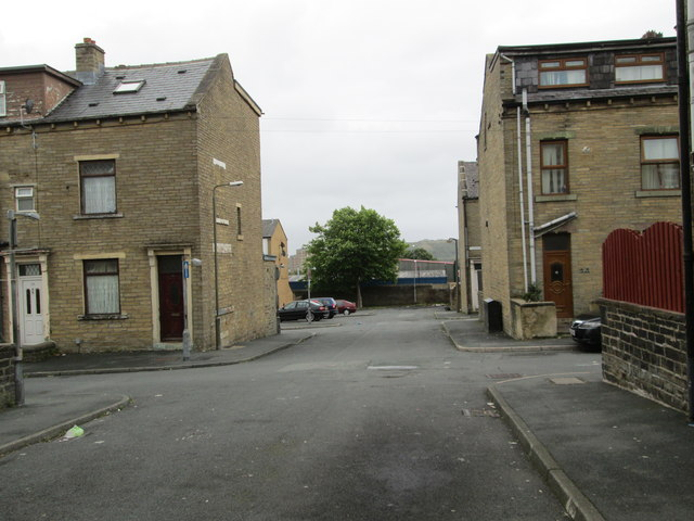 Salt Street - viewed from Penn Street