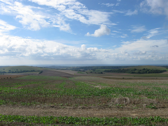 View from Sullington Hill