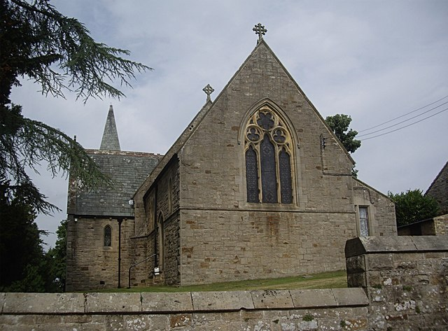 Holy Trinity Church, Eggleston