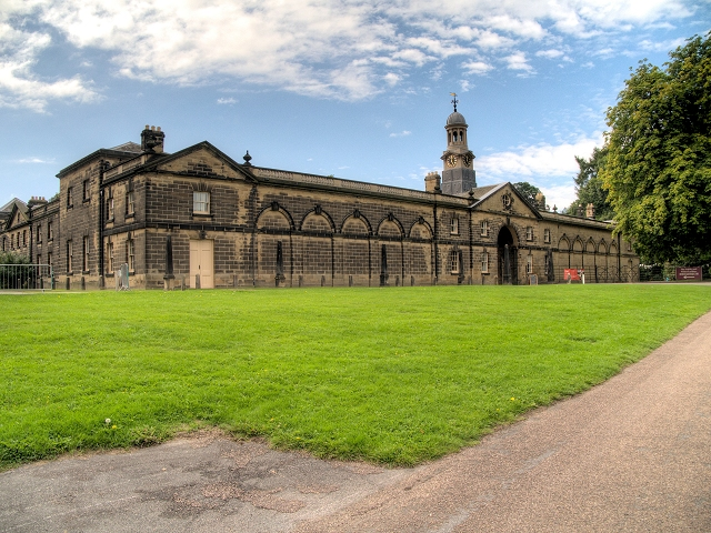 Nostell Priory Stable Block