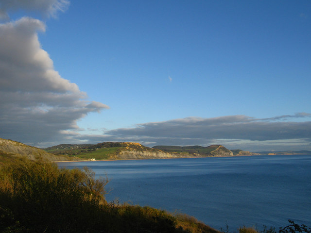 Charmouth and Golden Cap