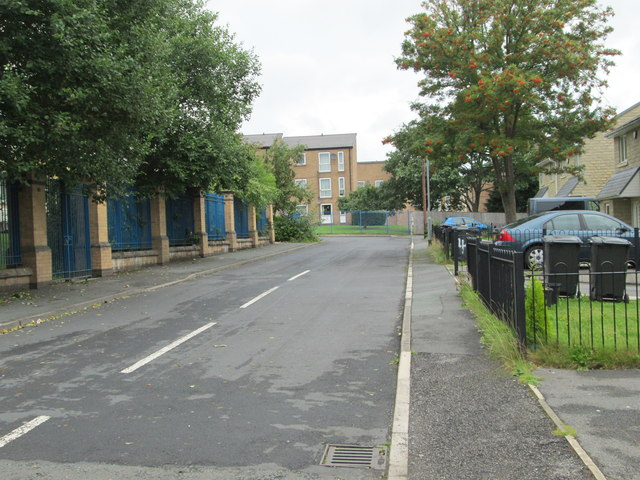 Tansfield Close - Hanson Lane