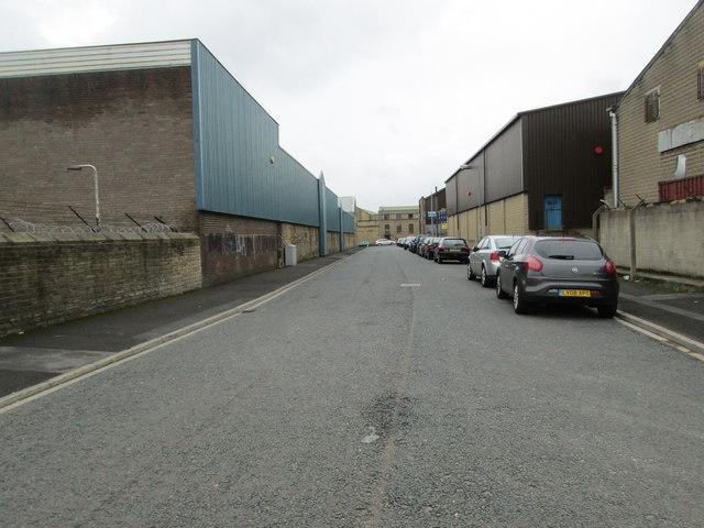 Victoria Road - looking towards Gibbet Street