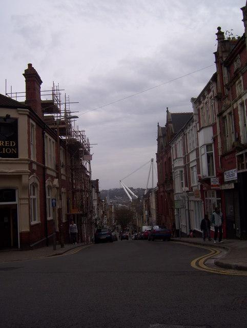 Charles Street, Newport