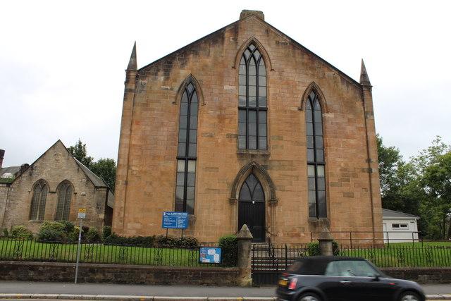 St Luke's Parish Church, Paisley