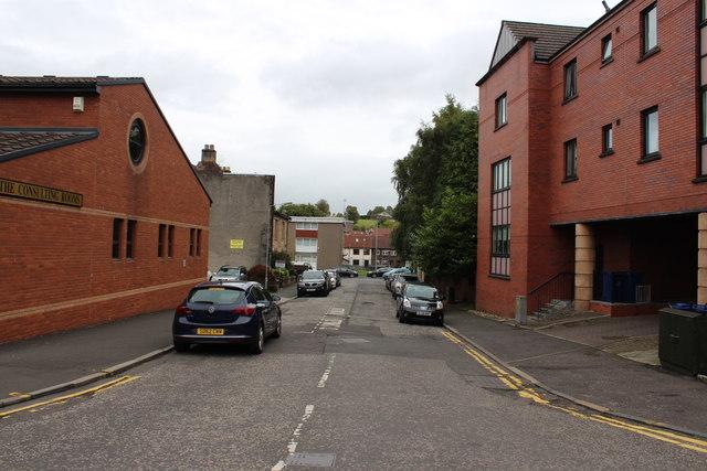Orr Street, Paisley