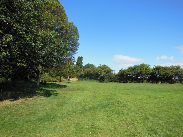 Oak Road playing fields, Hull