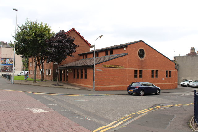 The Consulting Rooms, Orr Street, Paisley