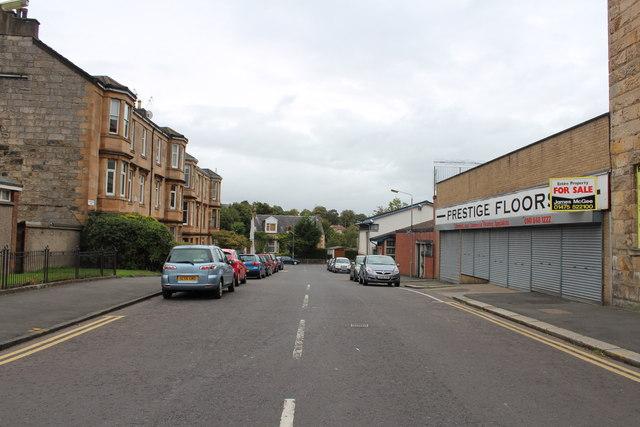 Barterholm Road, Paisley