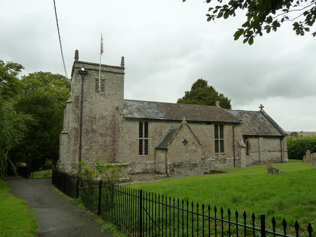 St Augustine of Canterbury, Upton Lovell: September 2013