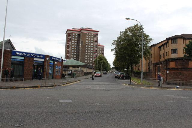 Stock Street, Paisley
