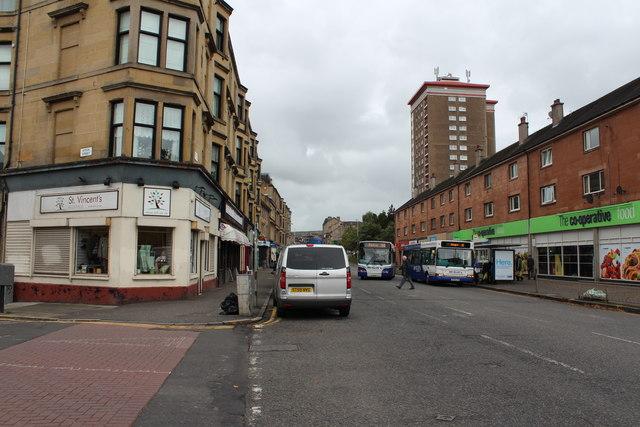 Neilston Road, Paisley
