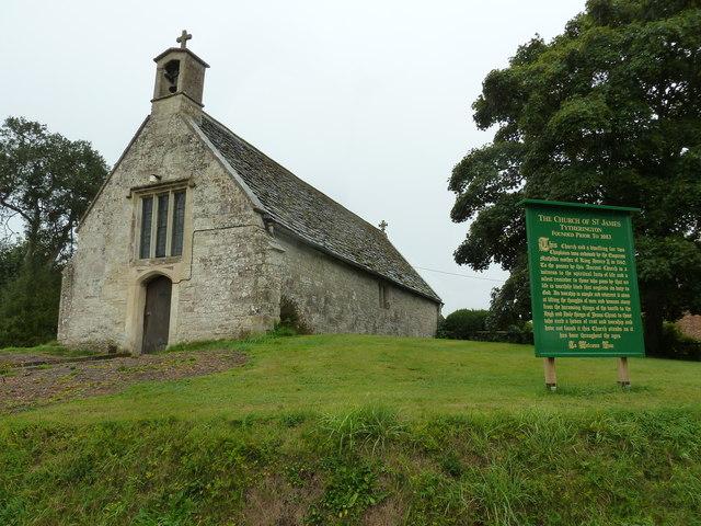 St James, Tytherington: September 2013