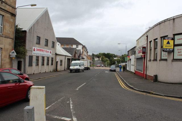 Rowan Street, Paisley