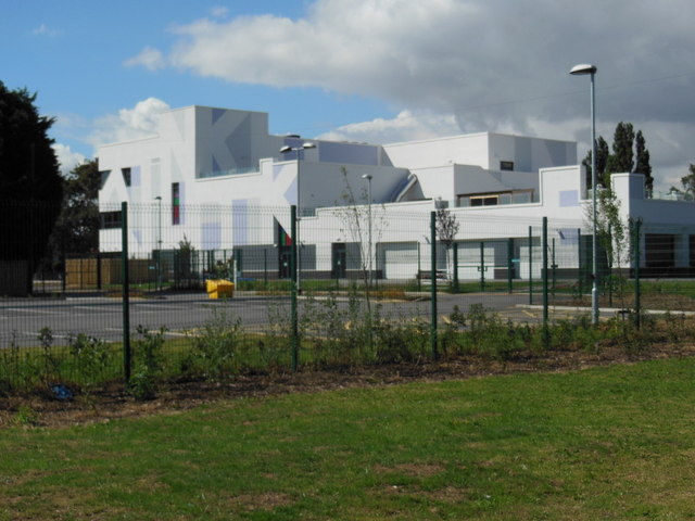 The new Endike Primary School