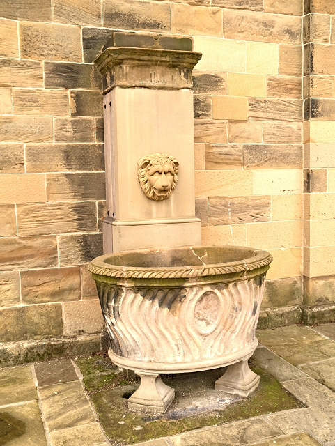 Water Trough, Nostell Priory Stable Block