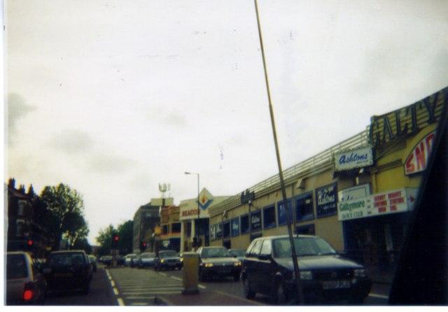 Cricklewood Broadway c1992