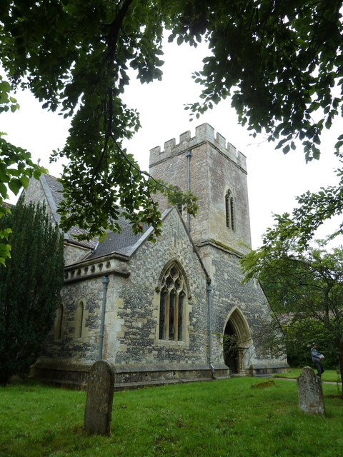 St Mary, Boyton: September 2013