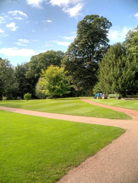 Nostell Priory Gardens