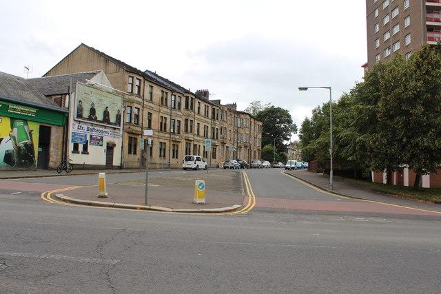 Alice Street, Paisley