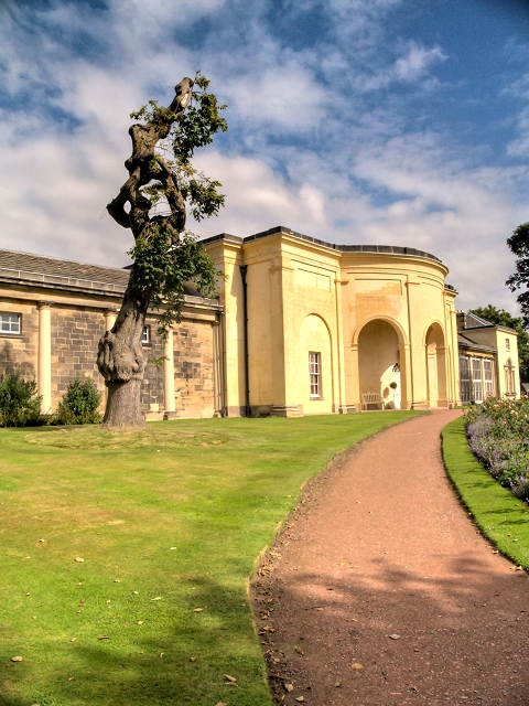 Rose Garden, Nostell Priory