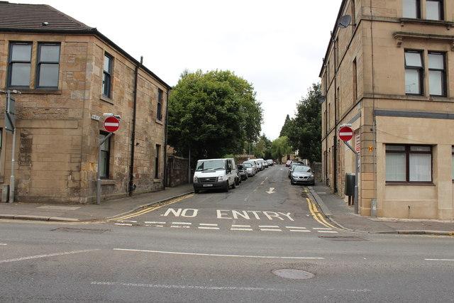Mary Street, Paisley