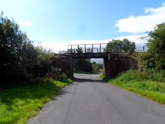 Eden Valley Railway bridge