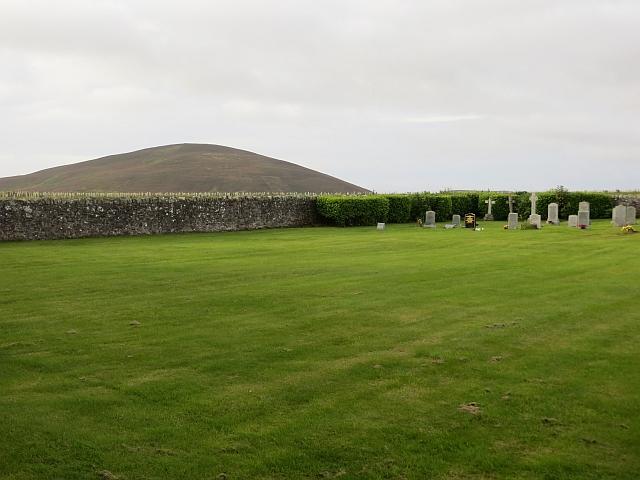 Longformacus cemetery