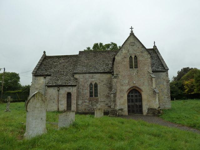 St Margaret, Knock: September 2013