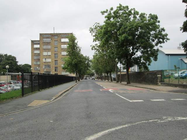 Francis Street - Hopwood Lane
