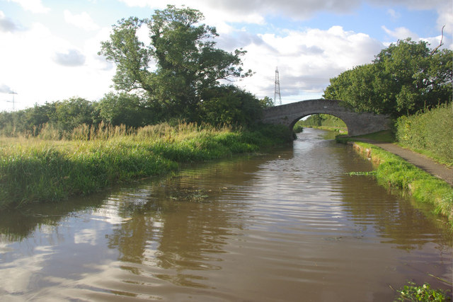 Dension's Bridge, Shropshire Union Canal