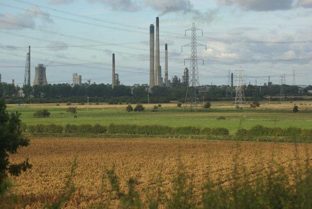 Farmland near Stoak