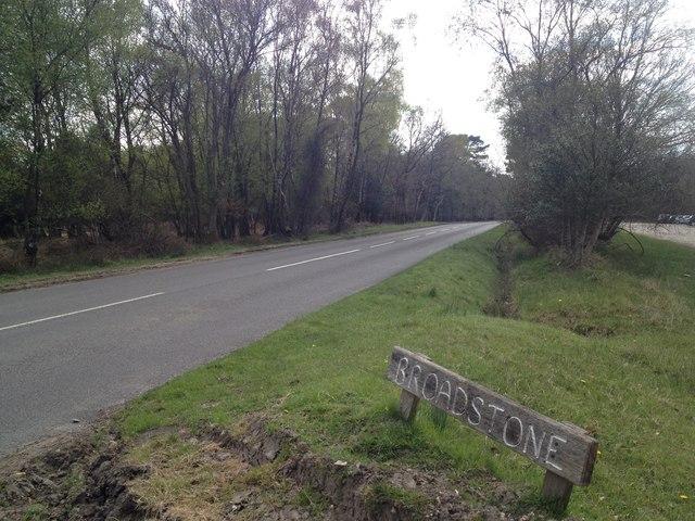 Colemans Hatch Road, Ashdown Forest