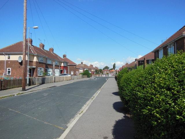 8th Avenue, North Hull Estate, Hull