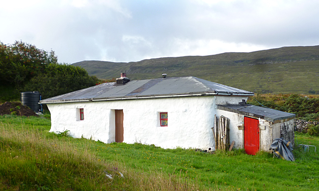 Old Cottage at Kilmory
