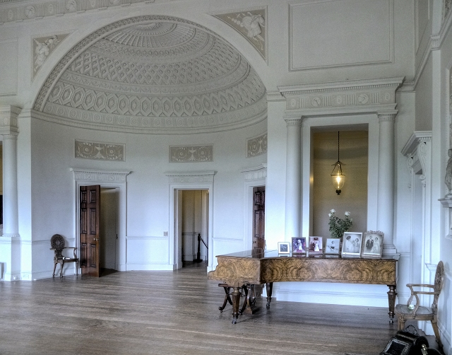 The Top Hall, Nostell Priory