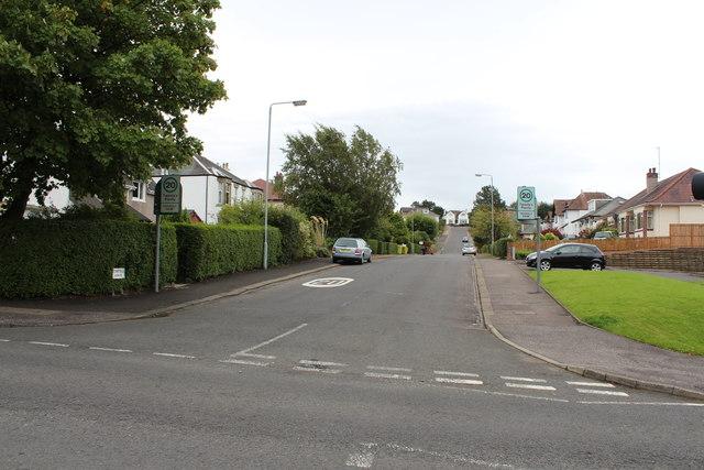 Stonefield Avenue, Paisley