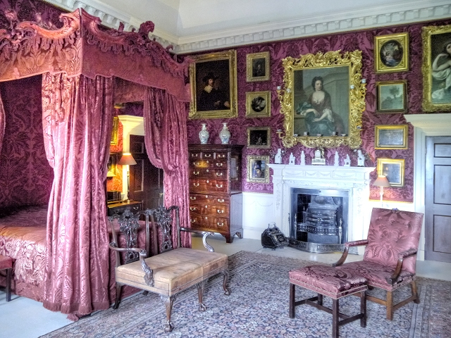 Crimson Room, Nostell Priory