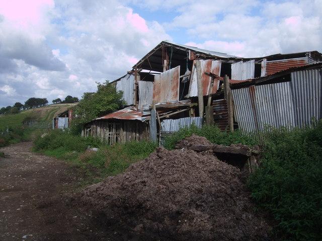 Barn, Stoke Knapp Farm