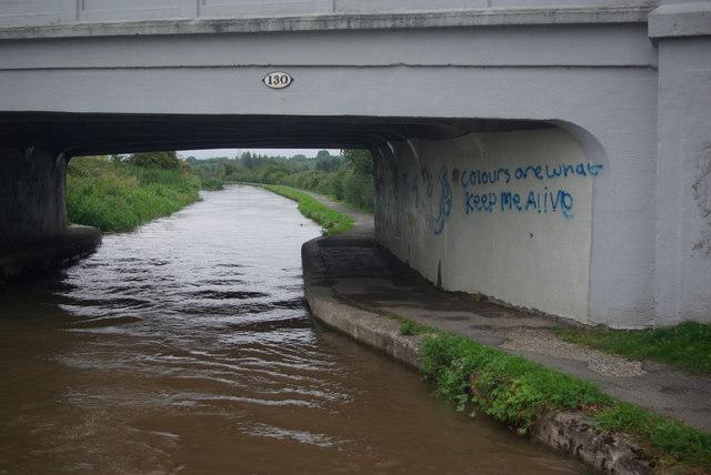 Mollington Bridge, Shropshire Union Canal