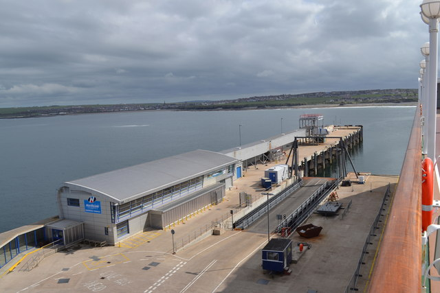 Queen Elizabeth Ferry Terminal, Pier and Berth, Scrabster Harbour, Scrabster