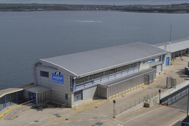 Queen Elizabeth Ferry Terminal, Scrabster Harbour, Scrabster