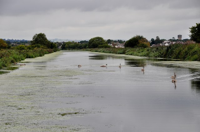 Teignbridge : The Exeter Canal