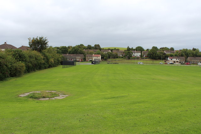 Playing Fields, Lochfield Road, Paisley
