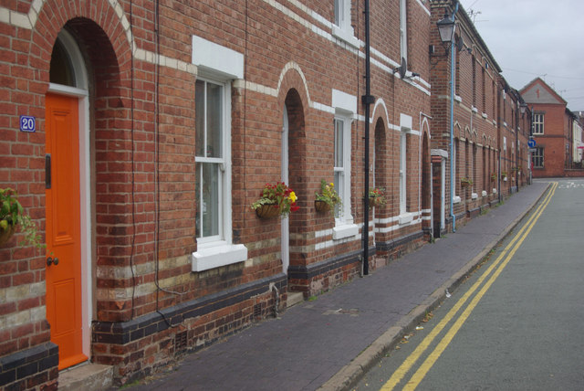 Cambrian Road, Chester