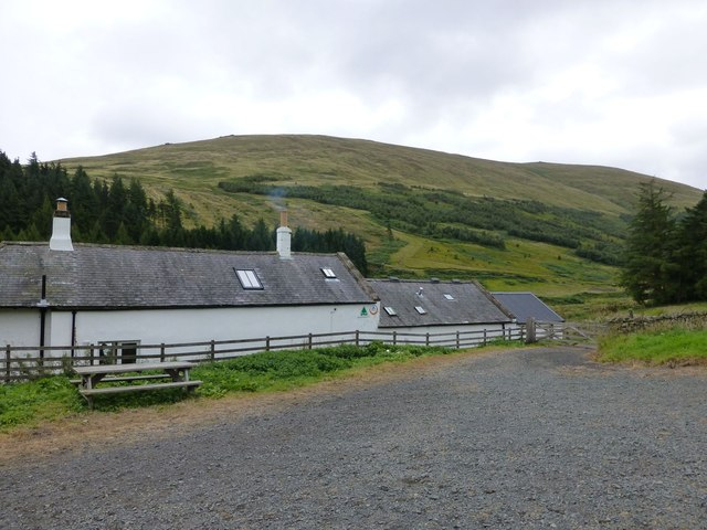 The Youth Hostel at Mounthooly