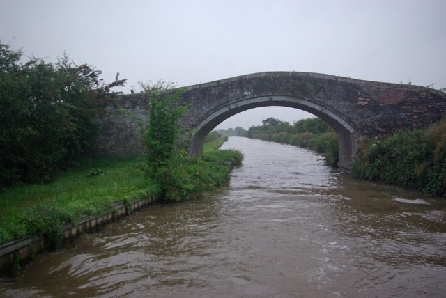Duttons Bridge, Shropshire Union Canal