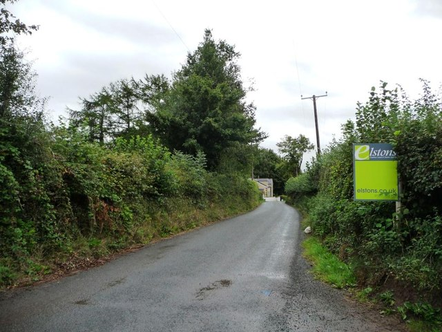 The road to Llanfair Kilgeddin