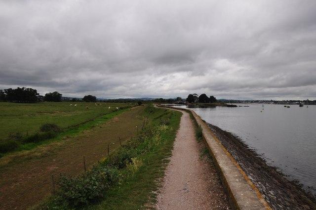 Teignbridge : Exe Estuary Footpath